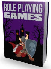 Role Playing Games eBook with Master Resell Rights/Giveaway Rights