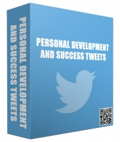 Personal Development And Success Tweets eBook with Personal Use Rights