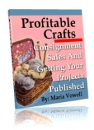 Consignment Sales & Getting Your Projects Published eBook with Resell Rights