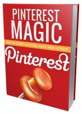 Pinterest Magic eBook with private label rights
