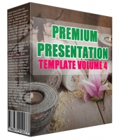 Premium Presentation Version IV Graphic with private label rights