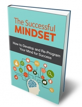 The Successful Mindset eBook with Master Resell Rights/Giveaway Rights