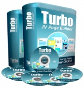 Turbo JV Page Builder Software with Personal Use Rights