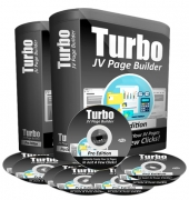Turbo JV Page Builder Pro Software with Personal Use Rights