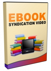 eBook Syndication Video Video with Private Label Rights