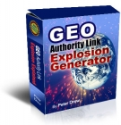 GEO Authority Link Explosion Generator Software with Resell Rights