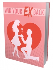 Win Your Ex Back eBook with Master Resell Rights/Giveaway Rights