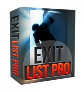 Exit List Pro Software with Master Resell Rights/Giveaway Rights