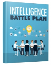 Intelligence Battle Plan eBook with Master Resell Rights/Giveaway Rights