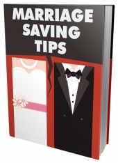 Marriage Saving Tips eBook with private label rights