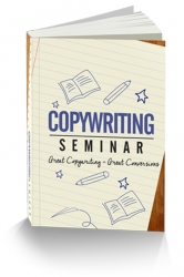 Copywriting Seminar eBook eBook with Resell Rights Only