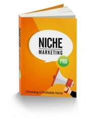 Niche Marketing Pro eBook with Resell Rights Only