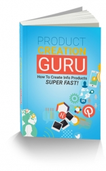 Product Creation Guru eBook with Resell Rights Only