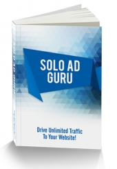 Solo Ad Guru eBook with Resell Rights Only