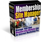 Membership Site Manager Software with Resell Rights