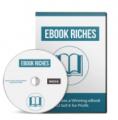 Ebook Riches Video Upgrade Video with Master Resell Rights