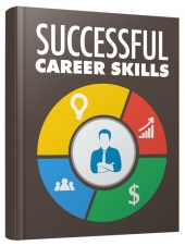 Successful Career Skills eBook with private label rights
