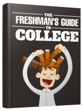 Freshmans Guide to College eBook with Master Resell Rights/Giveaway Rights