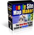 Google Site Map Maker Software with Resell Rights