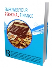 Empower Your Personal Finance New Edition eBook with private label rights