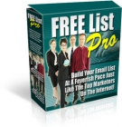 Free List Pro Software with Resell Rights