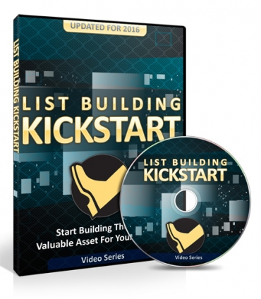 List Building Kickstart Video Upgrade