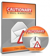 Cautionary Email Marketing Video Upgrade Video with Master Resell Rights/Giveaway Rights