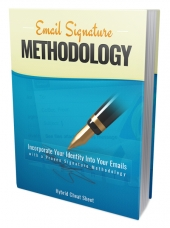 Email Signature Methodology eBook with Master Resell Rights/Giveaway Rights