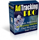 Ad Tracking Pro Software with Resell Rights