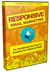 Responsive Email Marketing Video Upgrade Video with Master Resell Rights/Giveaway Rights