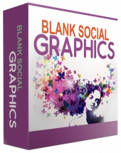 Blank Social Graphics 2016 Graphic with Personal Use Rights