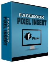Facebook Pixel Insert WP Plugin Software with Personal Use Rights