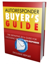 Auto-Responder Buyers Guide eBook with private label rights