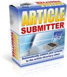 Article Submitter Software with Resell Rights