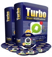Turbo Push Notifications Software with Personal Use Rights