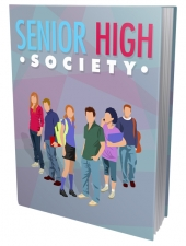 Senior High Society eBook with private label rights