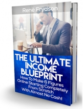 Ultimate Income Blueprint eBook with Master Resell Rights/Giveaway Rights
