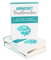 Mindset Transformation eBook with Master Resell Rights
