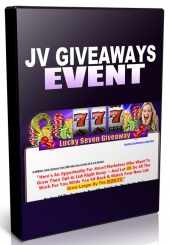 JV Giveaway Events Video Guide Video with Private Label Rights
