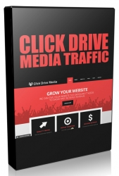 Click Drive Media Traffic Video Video with Private Label Rights