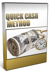 Quick Cash Method Video Guide Video with Private Label Rights