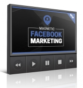 Magnetic Facebook Marketing Videos Video with Master Resell Rights