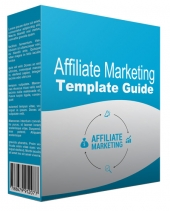 Affiliate Marketing Template Guide eBook with Personal Use Rights