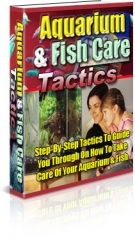 Aquarium & Fish Care Tactics eBook with Private Label Rights