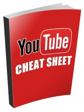 YouTube Cheat Sheet eBook with Personal Use Only