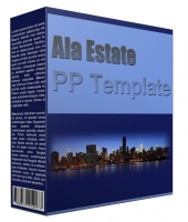 Ala Estate Multipurpose Powerpoint Template Graphic with Personal Use Only