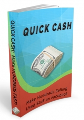 Quick Cash eBook with Private Label Rights