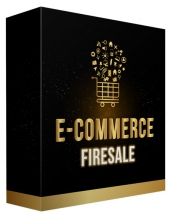 Ecommerce Fire Sale eBook with Private Label Rights