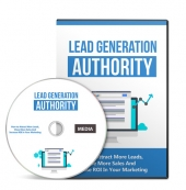 Lead Generation Authority Gold Upgrade Video with Master Resell Rights