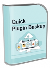 Quick Plugin Backup Software with Personal Use Rights